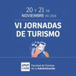 VI Jornadas de Turismo