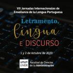 1 y 2 de octubre: VII Jornadas Internacionales de Enseñanza de la Lengua Portuguesa