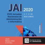 XVIII Jornadas Nacionales de Administración e informática