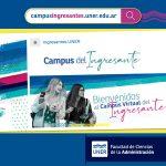 Link de acceso al Campus del Ingresante