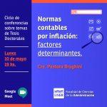 Normas contables por inflación: factores determinantes
