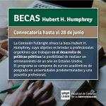 Becas Hubert H. Humphrey