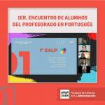 I Encontro de Alunos da Licenciatura em Português (I EALP)