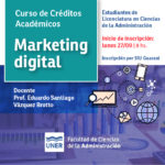 Curso de Créditos Académicos: Marketing Digital